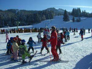 Job tourisme station ski