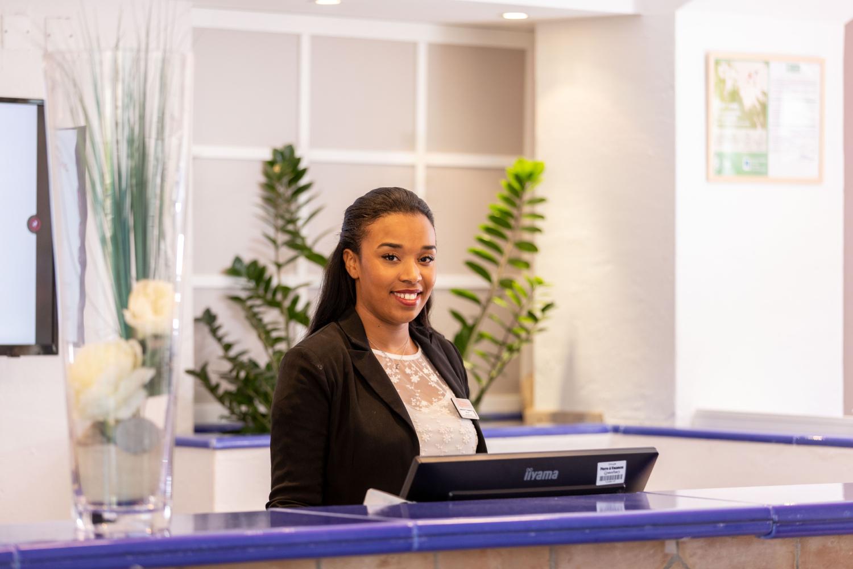job réceptionniste tourisme pierre et vacances